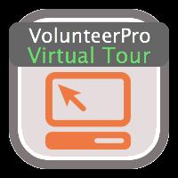 virtual tour for volunteer coordinators