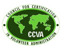 volunteer management certification ccva
