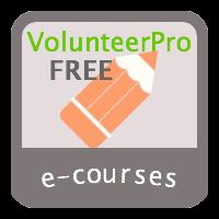event volunteers e-course