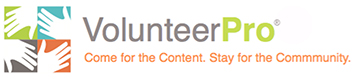 VolunteerPro Logo