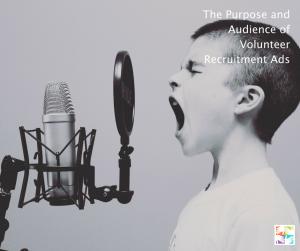 volunteer recruitment at volpro.net
