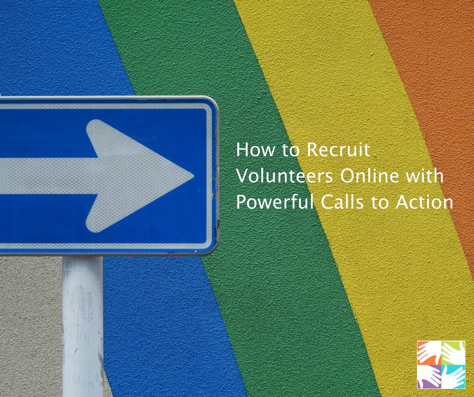 how to recruit volunteers at volpro.net