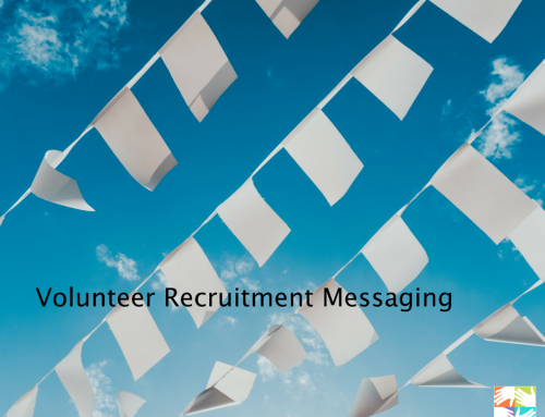 Volunteer Recruitment Messaging