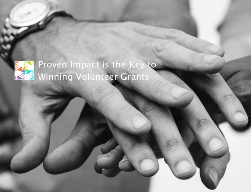 Proven Impact is the Key to Winning Volunteer Grants