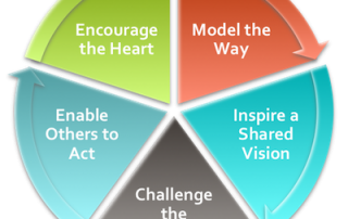 leading volunteers model
