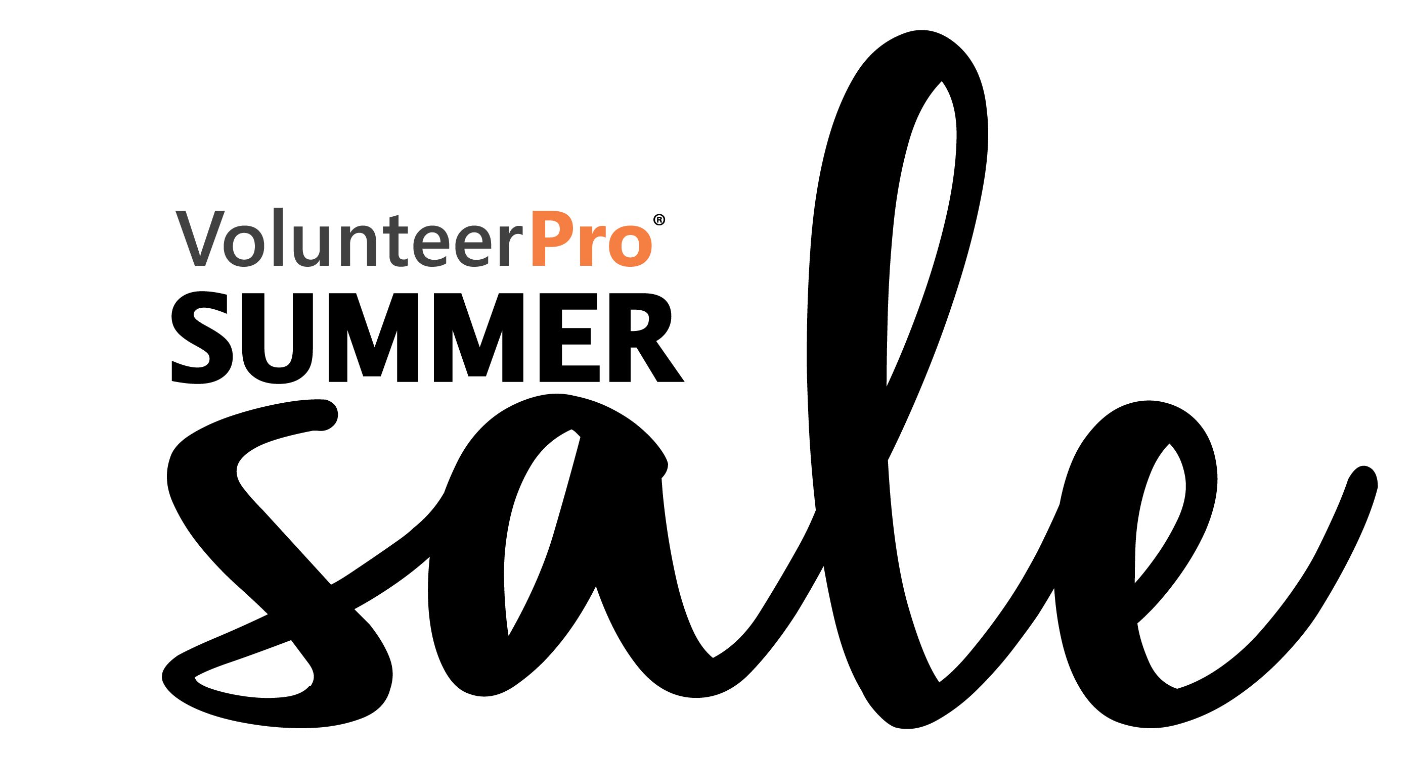 volunteerpro membership sale