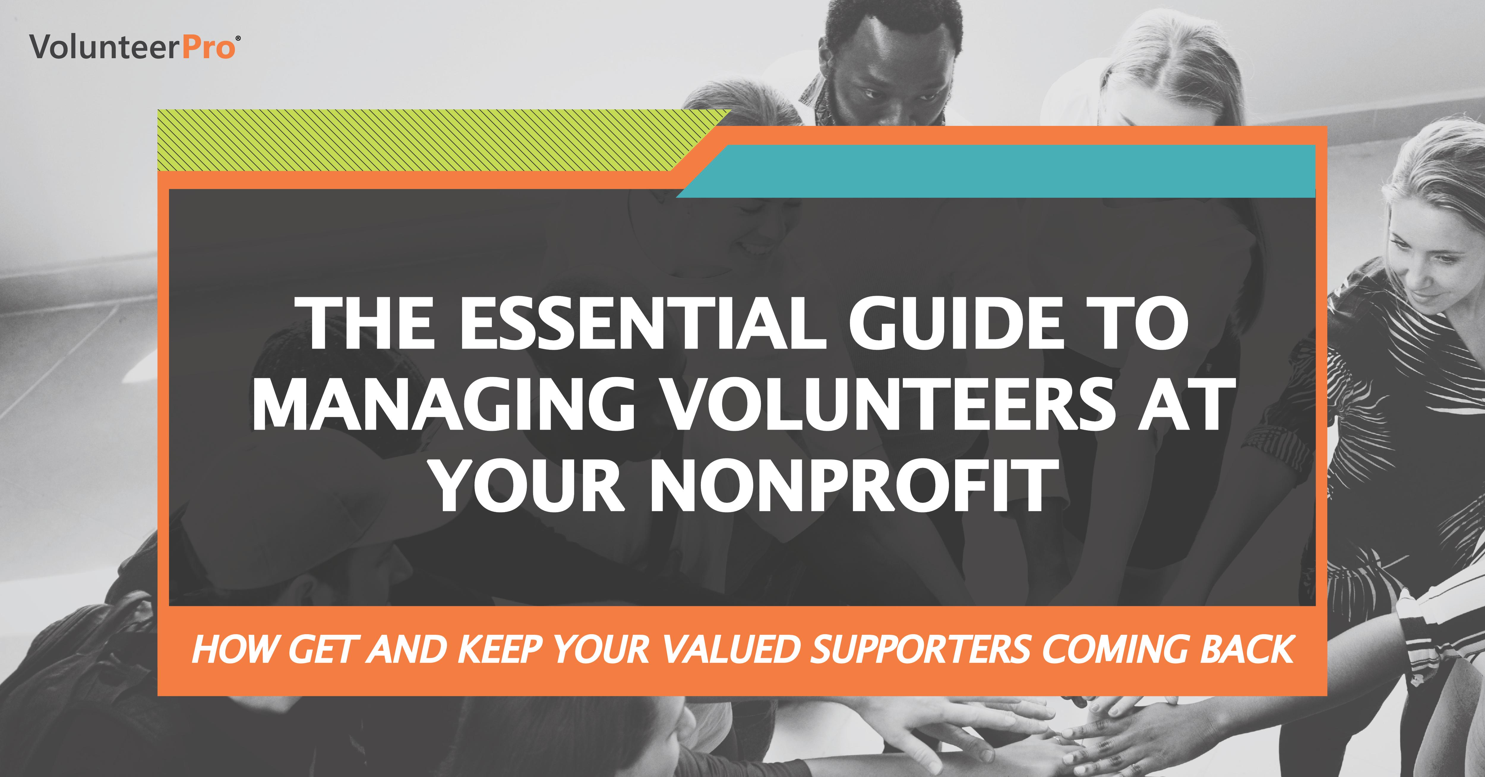Effective Volunteer Recruitment Is Right Here - VolunteerPro