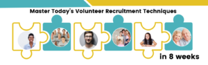 voluneter recruitment training