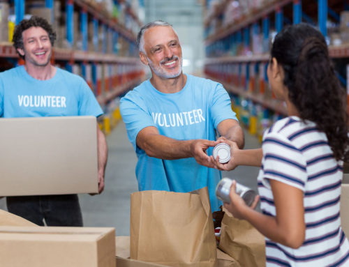 Volunteers are Important Right Now. Why? Two Words: Nonprofit Sustainability