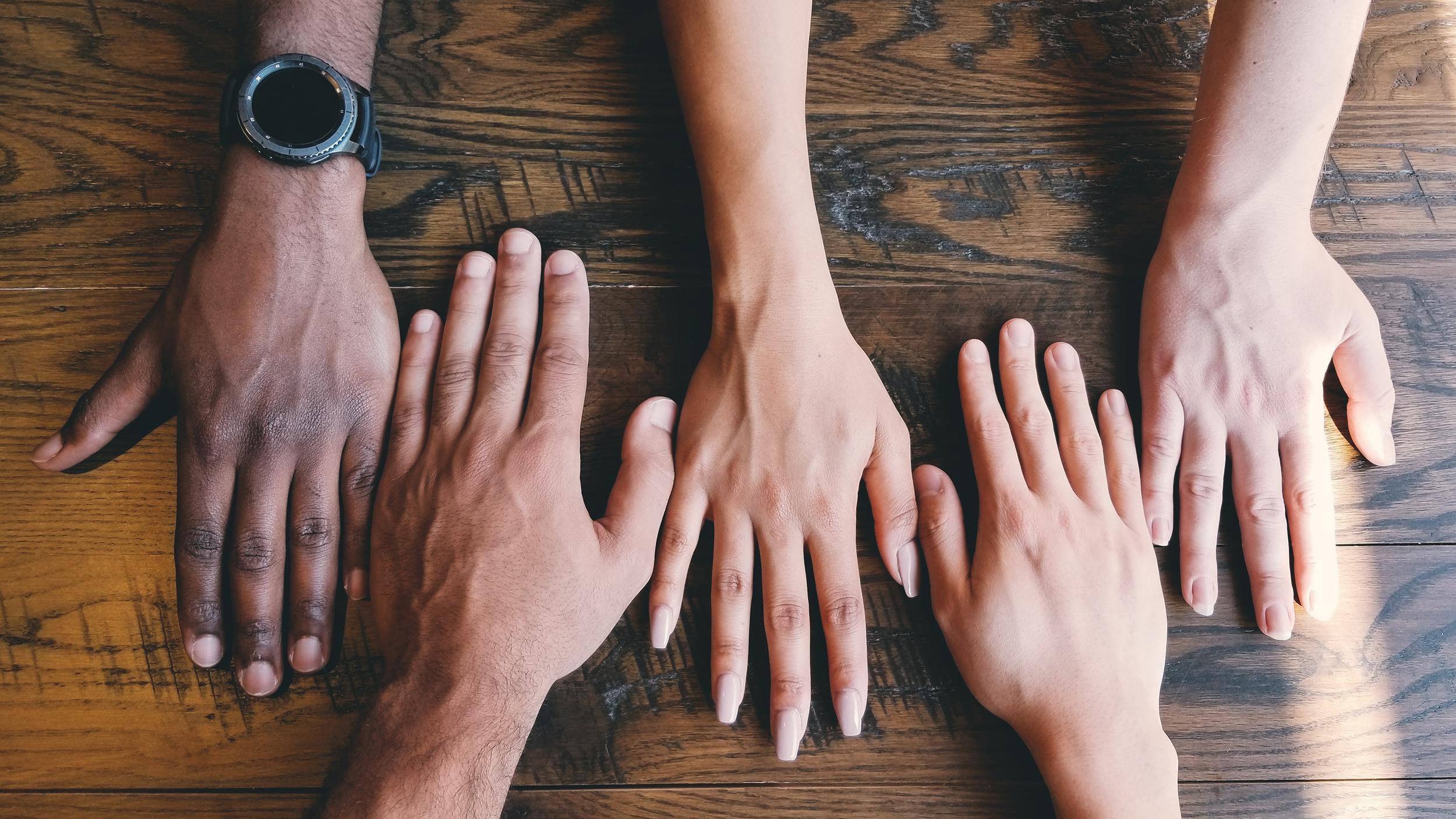 race & volunteerism